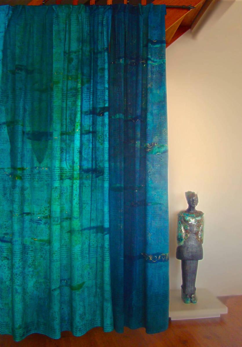 PAROKETH - VEIL  140 x 250 cm
