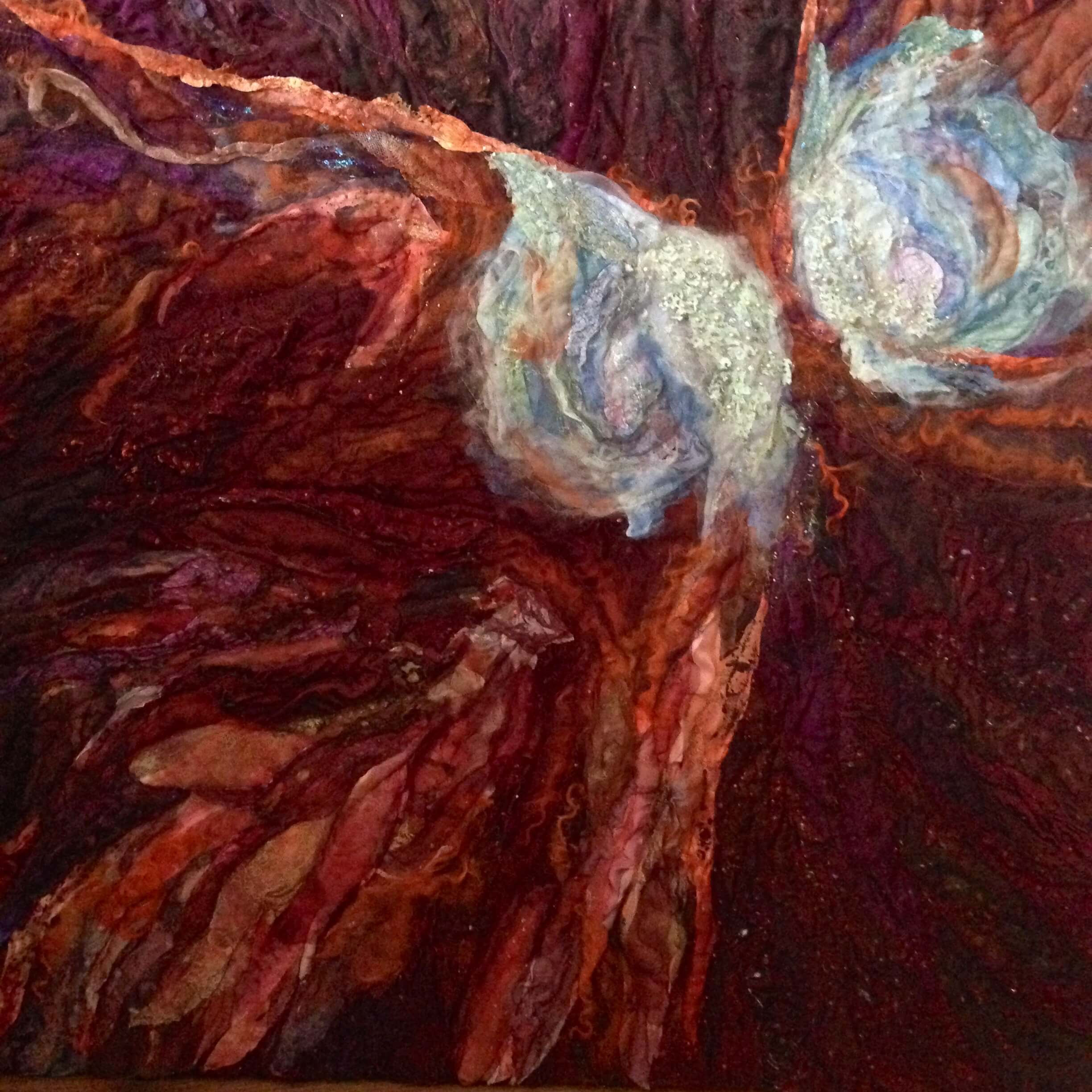 WINGS OF LIGHT  80 x 80