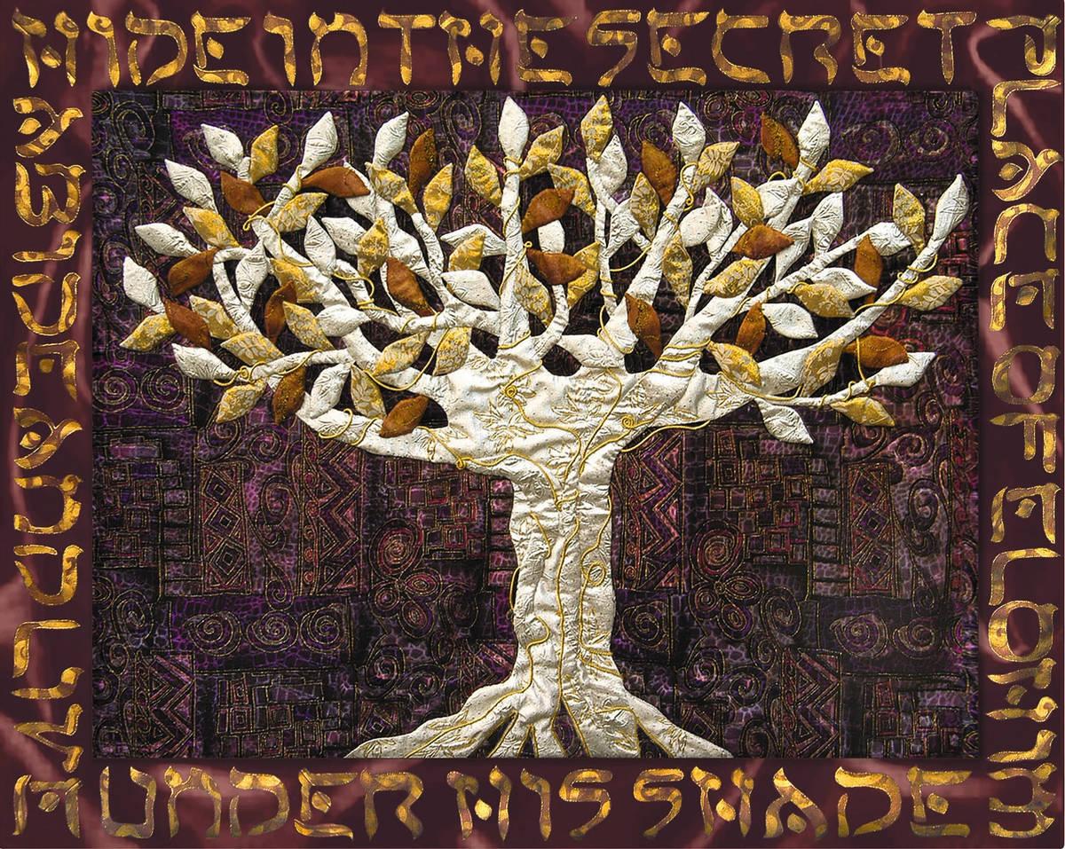 TREE OF LIFE 100 x 130  verkocht