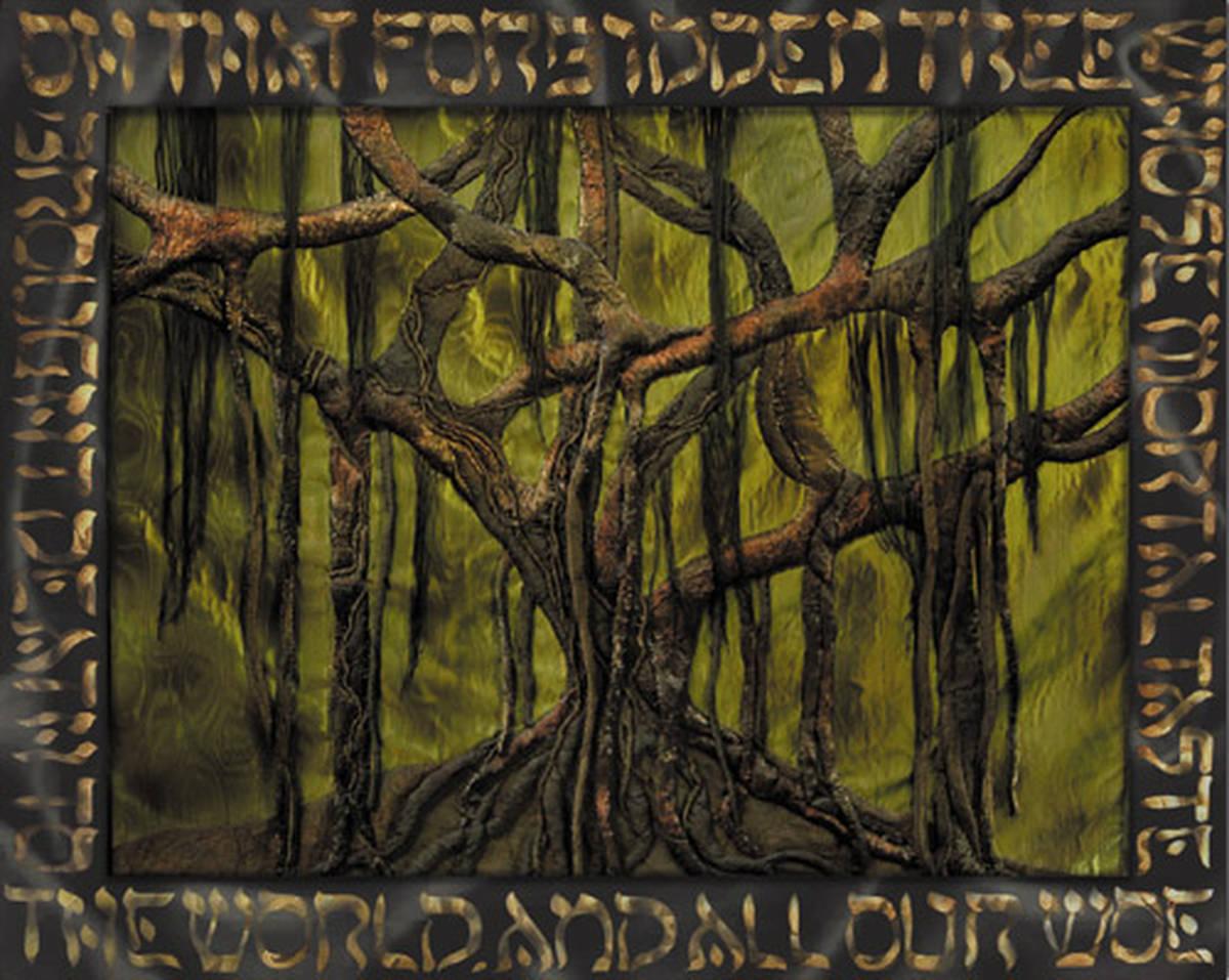 FORBIDDEN TREE   100 X 130    Verkocht